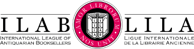 International League of Booksellers/Ligue Internationale De La Librairie Ancienne Logo