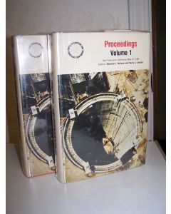 Proceedings  1981 Rapid Excavation and Tunneling Conference. 2 volumes.