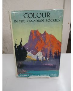Colour In The Canadian Rockies.