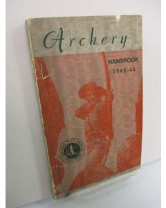 Official Handbook, National Field Archery Association 1945-46.