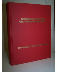 Restructuring the Geothermal Industry. (Transactions volume 18).