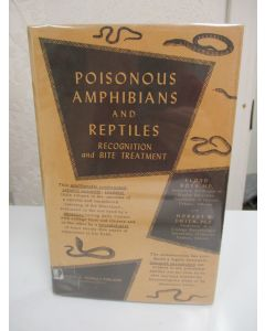 Poisonous Amphibians and Reptiles: Recognition and Bite Trreatment.
