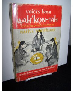Voices From Wah'Kon-Tah: Contemporary Poetry of Native Americans.