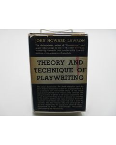 Theory and Technique of Playwriting.