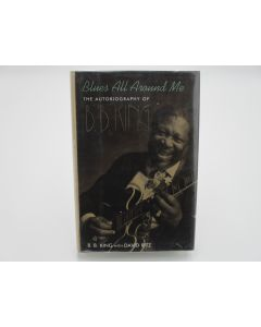 Blues all Around Me: The Autobiography of BB King.