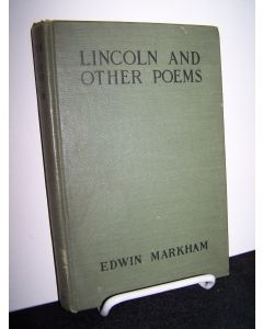 Lincoln and Other Poems.