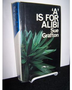 "A"" is for Alibi.