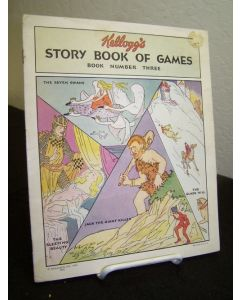 Kellog's Story Book of Games; Book Number Three
