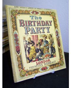 Aunt Louisa's London Toy Books: The Birthday Party.