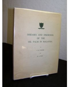 Diseases and Disorders of the Oil Palm in Malaysia.