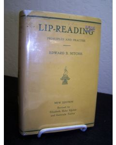 Lip-Reading:Principles and Practise[sic].
