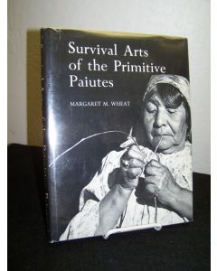 Survival Arts of the Primitive Paiutes.