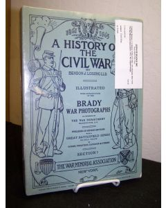 A History of the Civil War. (16 volumes).