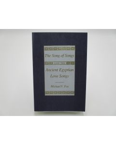The Song of Songs and the Ancient Egyptian Love Songs.