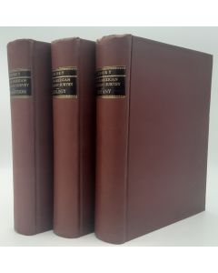 Report on the United States and Mexican Boundary Survey.  Two volumes in 3.