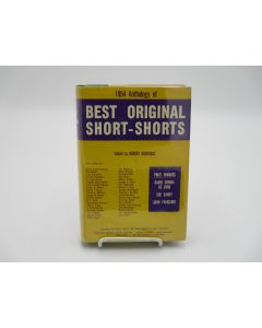 1954 Anthology of Best Original Short-Shorts.