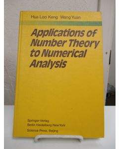 Applications of Number Theory to Numerical Analysis.