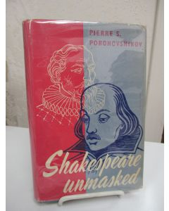 Shakespeare Unmasked.