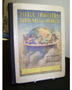 Little Travelers Around the World; Visits to Peoples of Other Lands.