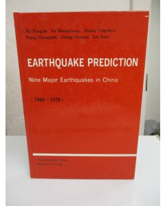 Earthquake Predition; Nine Major Earthquakes in China (1966-1976).
