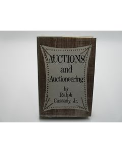Auctions and Auctioneering.