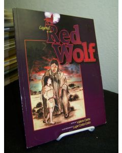 Legend of the Red Wolf.