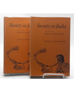 Society in India; Volume One: Continuity and Change; Volume Two: Change and Continuity (2 volumes).