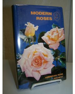 Modern Roses 9: The International Checklist of Roses in Cultivation or of Historical or Botanical Importance.