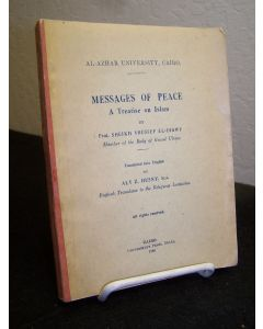 Messages of Peace, a Treatise on Islam.
