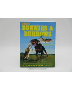 Gurps Bunnies & Burrows.