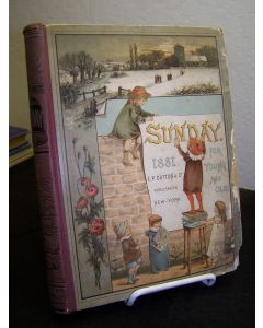 Sunday: Pictures and Pages for Boys and Girls 1881