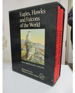 Eagles, Hawks and Falcons of the World. 2 volumes.