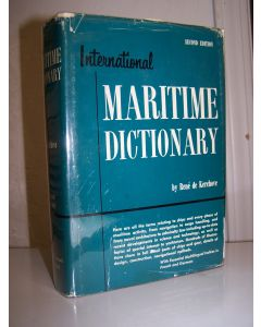 International Maritime Dictionary.