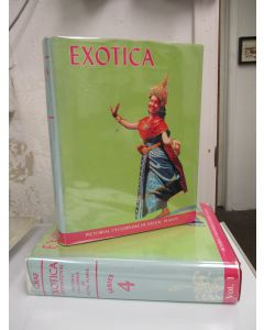 Exotica Series 4 International: Pictorial Cyclopedia of Exotic Plants from Tropical and Near-tropic Regions. 2 Volumes.