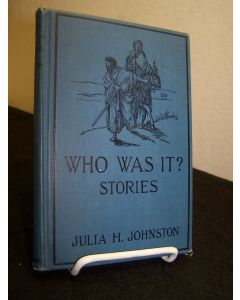 Who Was It? Stories.