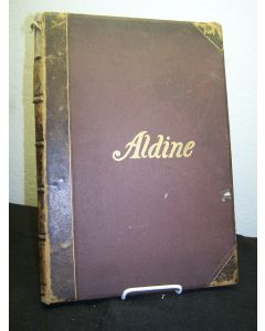 Aldine: A Typographic Art Journal, Vol VI, 1873.