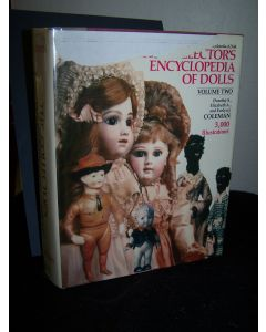 Collector's Encyclopedia of Dolls, Volume 2.