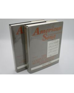 American Song: The Complete Musical Theatre Companion (2 volumes).
