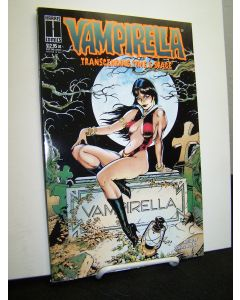 Vampirella: Transcending Time & Space.