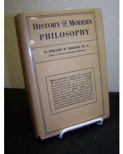 History of Modern Philosophy.
