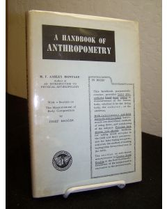 A Handbook of Anthropometry.