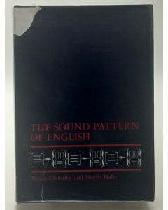 The Sound Pattern of English.