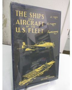 The Ships and Aircraft of the U.S. Fleet: 1939; War Edition; Two-Ocean Fleet Edition, and Victory Edition.