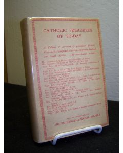 Catholic Preachers of To-day: Seventeen Sermons.