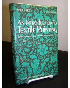 An Introduction to Textile Painting; A Practical Manual for Use in Laboratories, Colleges and Schools of Art.