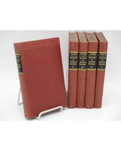 The History of the Roman Empire: Particularly Comprehending the Lives of the Caesars; From the Arrival of Aeneas after the Destruction of Troy, to The Year 1808, When Buonaparte Declared the Territories of Italy to be Annexed to His Dominions. 5 volumes.
