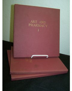 Art and Pharmacy. 3 volumes.