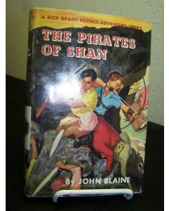 The Pirates of Shan.