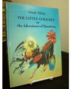 The Little Gold Key; or The Adventures of Burattino.