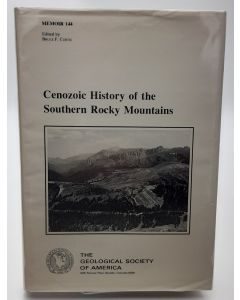 Cenozoic History of the Southern Rocky Mountains.